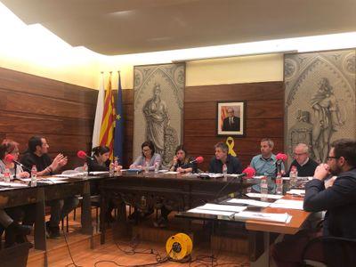 CONVOCATÒRIA DE PLE: L'Ajuntament solsoní celebra un Ple extraordinari el dia 8 per resoldre les al·legacions al pressupost presentades per la CUP