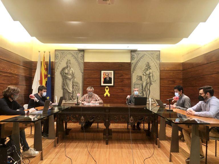 CONVOCATÒRIA DE PLE: L'Ajuntament solsoní manté els comptes en equilibri malgrat l'any de pandèmia