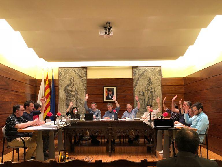 CONVOCATÒRIA DE PLE: L'Ajuntament solsoní manté taxes i impostos intactes per al 2019