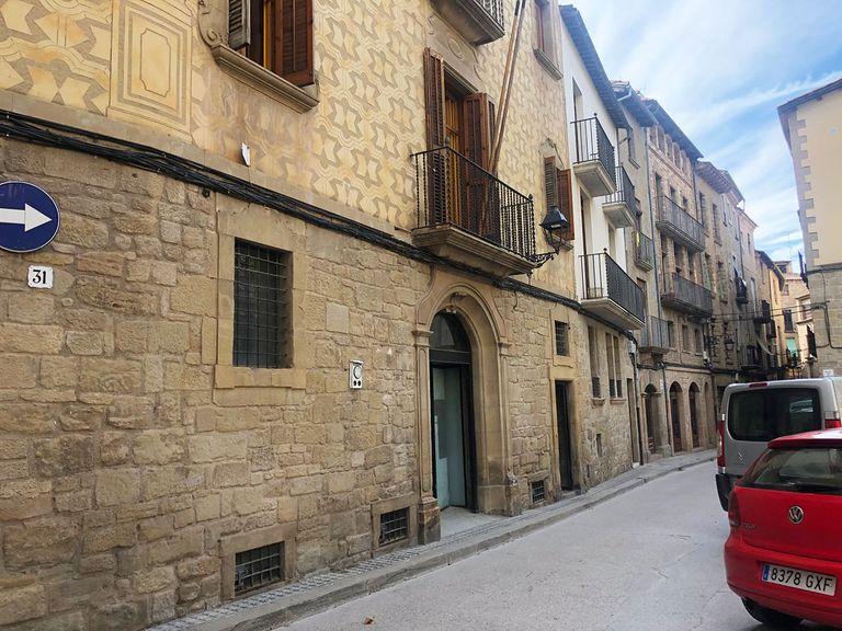 CONVOCATÒRIA DE PLE: L'Ajuntament solsoní porta al Ple la compra d'un immoble al carrer de Llobera per ubicar-hi les oficines de la Policia Local
