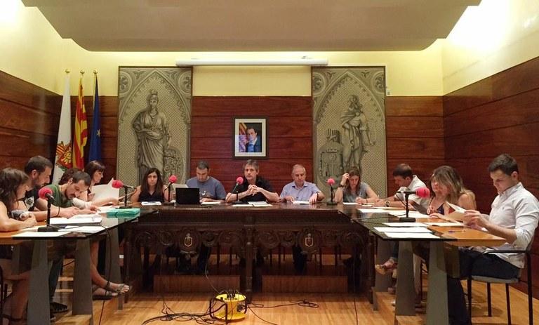 CONVOCATÒRIA DE PLE: L'Ajuntament solsoní porta al Ple una reunificació de préstecs per estalviar uns 122.700 euros