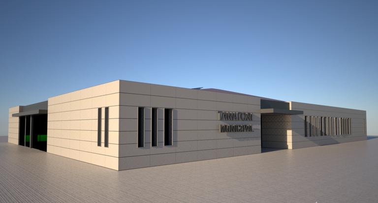CONVOCATÒRIA DE PLE: L'Ajuntament solsoní vota el projecte bàsic del nou tanatori
