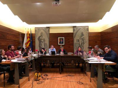 CONVOCATÒRIA DE PLE: L'Ajuntament de Solsona vota aquest divendres les bases d'una nova convocatòria d'ajuts empresarials