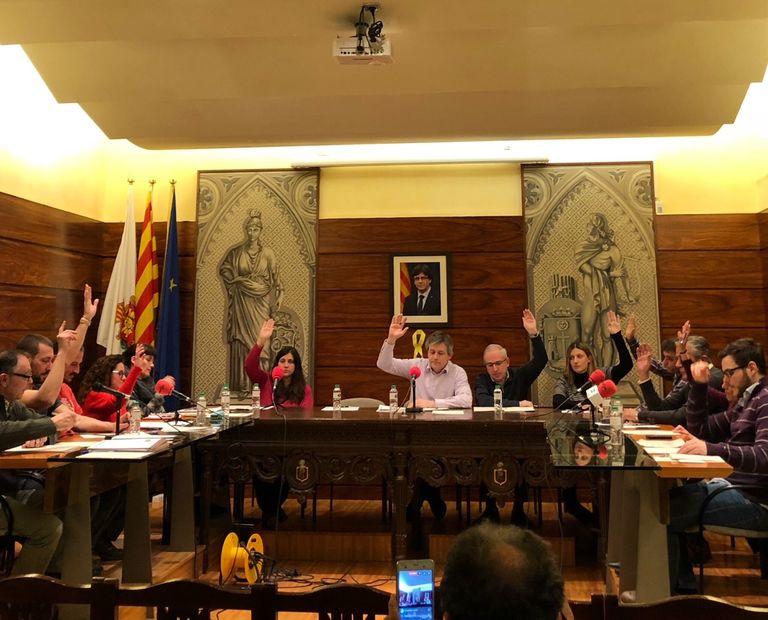 CONVOCATÒRIA DE PLE: L'Ajuntament solsoní celebra el Ple dels comptes generals del 2017