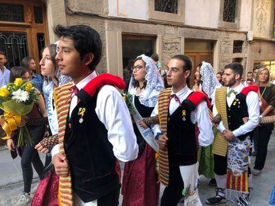 Crida per elegir la pubilla i l'hereu de Solsona del 2021