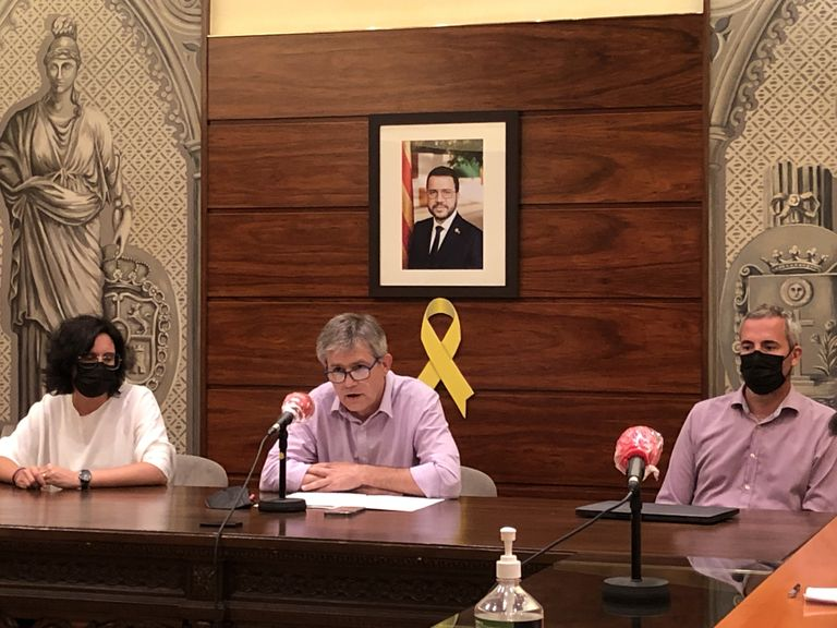 """David Rodríguez s'acomiada de l'alcaldia de Solsona """"humilment satisfet"""" de la feina feta"""