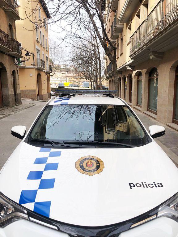 Denunciades quatre persones per trencar el confinament a Solsona, l'excepció entre un comportament ciutadà exemplar