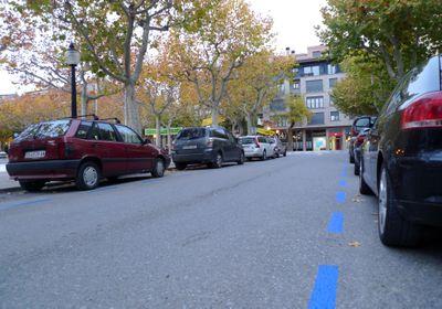 Dilluns tornaran a ser operatives les zones d'estacionament limitat de Solsona