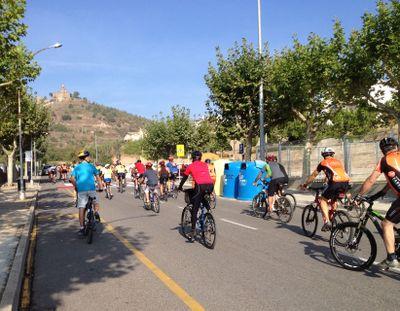 Diumenge s'organitza la Pujada ciclista al pi de la Torregassa ajornada per Festa Major