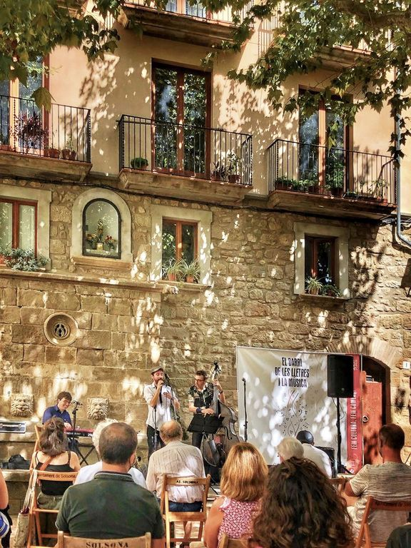 El Barri de les Lletres i la Música presenta deu actuacions a Solsona durant la primera quinzena d'agost