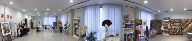 El Casal Cívic de Solsona exposa els treballs d'un centenar d'alumnes de les activitats de la gent gran
