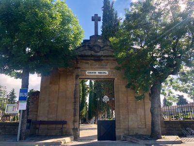El cementiri de Solsona adopta mesures especials per Tots Sants