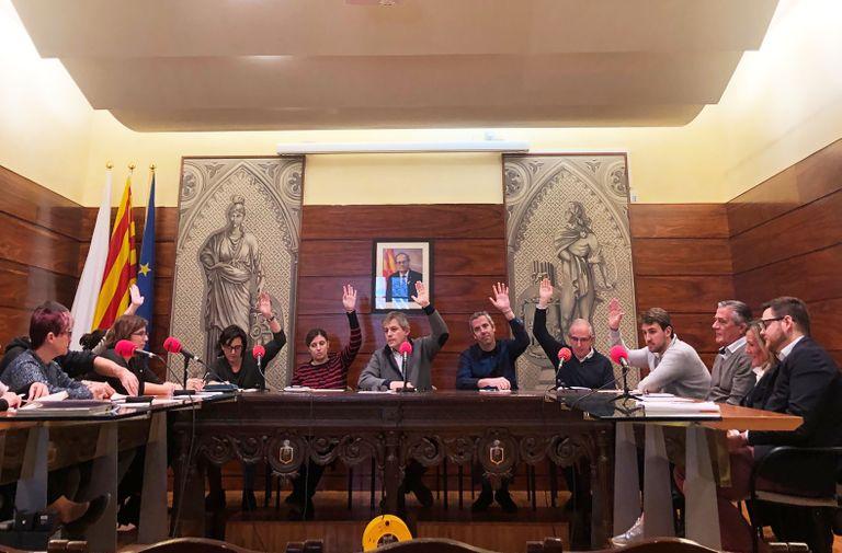 El consistori solsoní aprova definitivament el pressupost del 2020 amb la desestimació de les al·legacions de la CUP