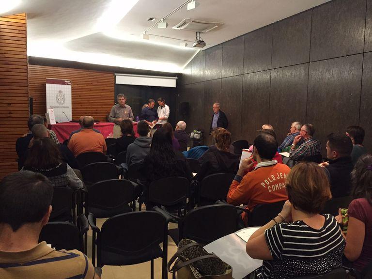 El dia 19 es posa en marxa a Solsona l'equip de treball del pressupost participatiu del 2019