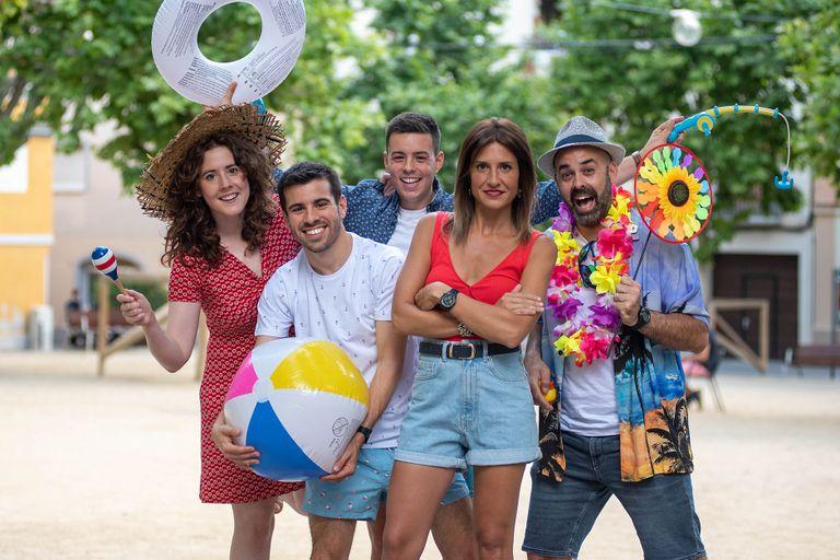 El magazín televisiu 'A la fresca' arrenca dilluns que ve a Solsona