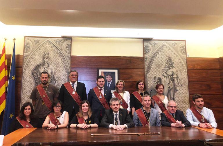 El republicà David Rodríguez és investit alcalde de Solsona amb el suport d'ApS-CUP