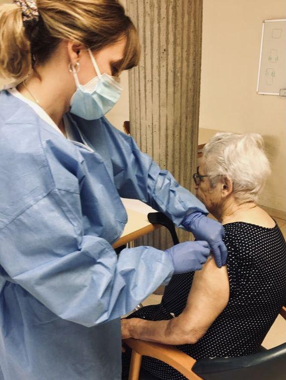 El Solsonès comença a vacunar a les persones de més de 80 anys aquesta setmana