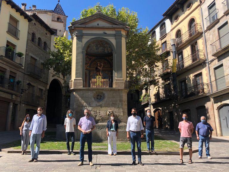 El Solsonès i Cardona promocionen el territori amb un projecte audiovisual focalitzat en el producte agroalimentari