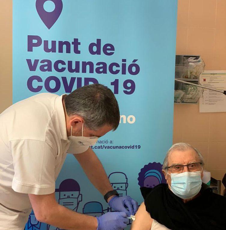 El Solsonès preveu tenir vacunades a totes les persones de més de 80 anys aquesta setmana
