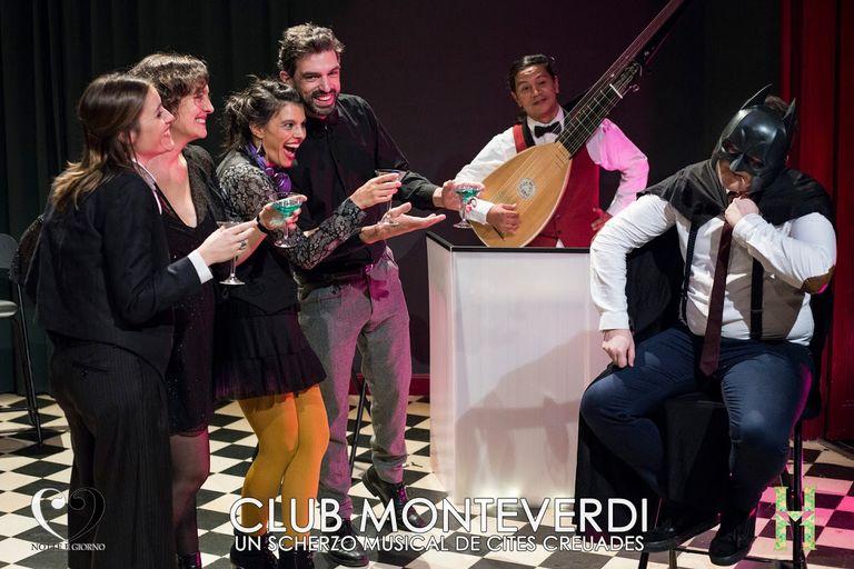 El Teatre Comarcal de Solsona proposa dissabte un musical que reivindica la modernitat de Monteverdi