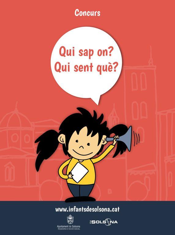 El web dels infants de Solsona posa en marxa un nou concurs d'enigmes sobre la ciutat