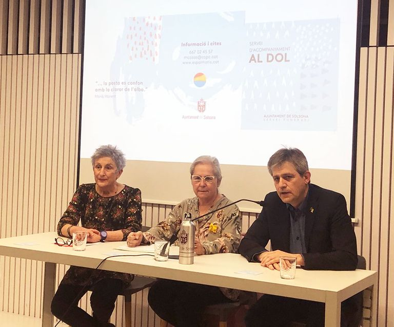 Els Serveis Funeraris municipals de Solsona comencen a oferir acompanyament al dol