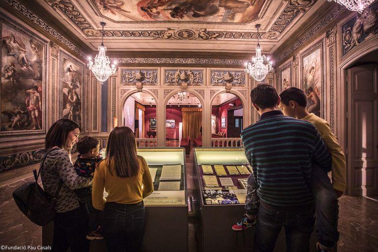 Els solsonins poden visitar gratuïtament el Museu Pau Casals