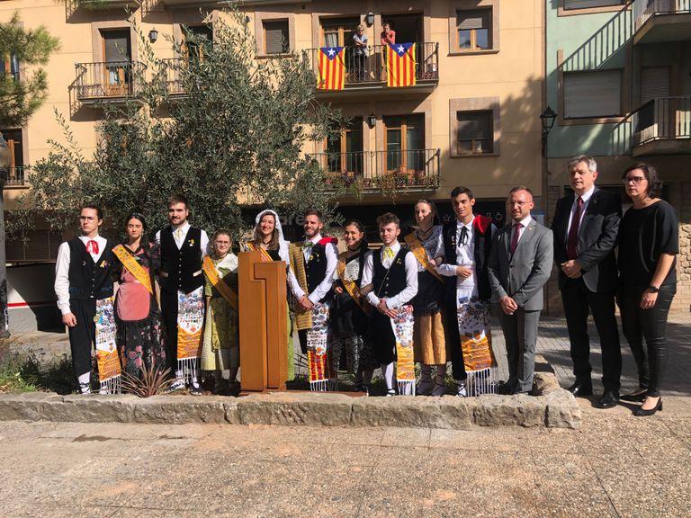 Els títols de pubilla i hereu de Catalunya passen de Solsona a Sitges i Arenys de Mar