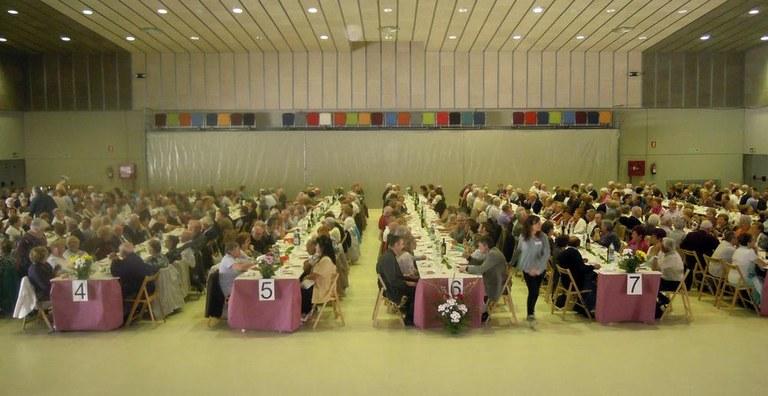 Enguany la Festa d'homenatge de la gent gran del Solsonès encetarà tota la setmana d'activitats per al col·lectiu