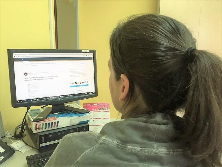 Es crea una xarxa virtual de professionals qualificats de Solsona i Cardona