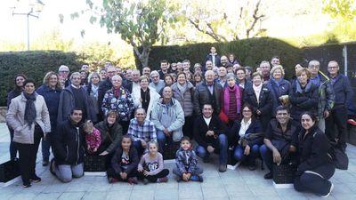 Famílies d'una trentena de municipis es familiaritzen amb els atractius turístics i el comerç solsonins