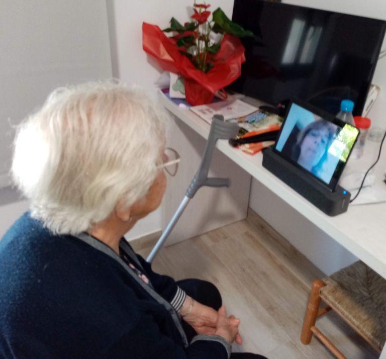 Intensifiquen el suport emocional als usuaris de la residència de Solsona