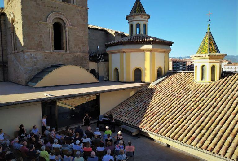 L'Acadèmia Internacional de Música de Solsona presentarà més d'una trentena d'actuacions en la dinovena edició
