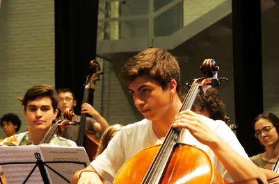 L'AIMS toca a la residència d'avis de Solsona en un concert de Nadal obert a tothom