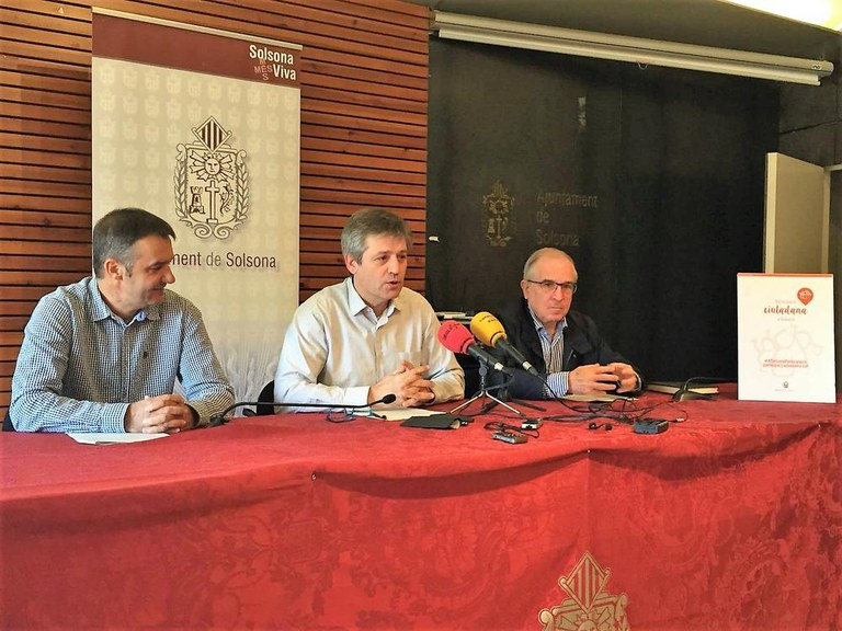 L'Ajuntament de Solsona posa en marxa l'elaboració del primer pressupost participatiu