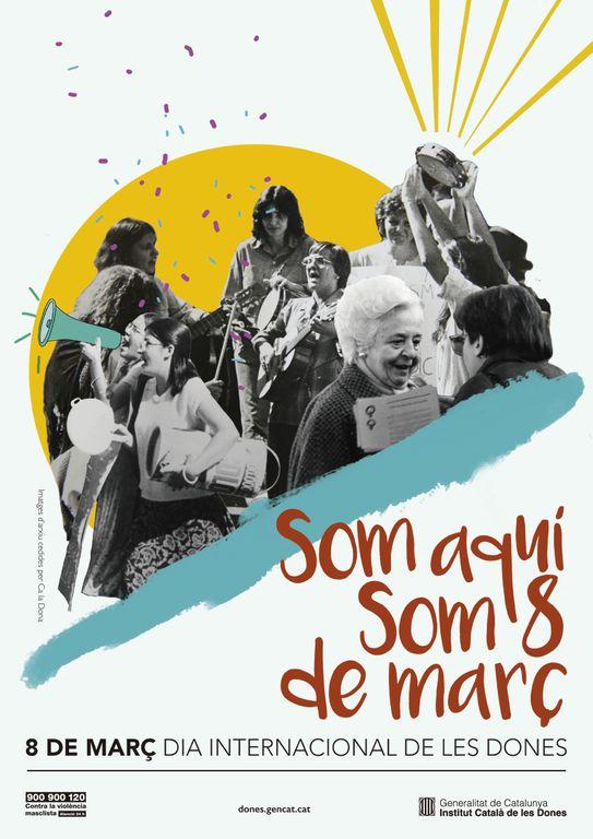 L'Ajuntament de Solsona s'adhereix a la vaga feminista del 8-M