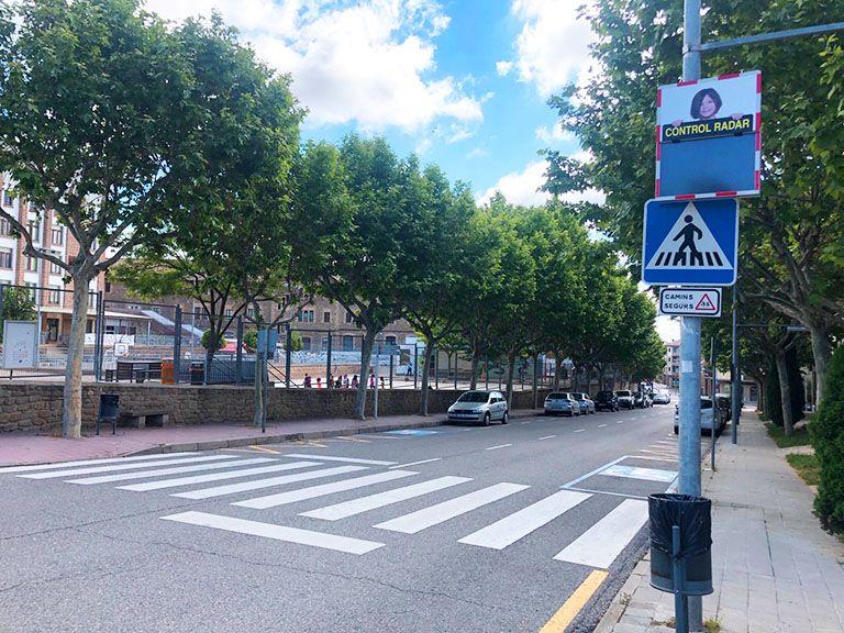 L'Ajuntament recomana tancar finestres a l'avinguda del Cardenal Tarancón la matinada de divendres per un tractament de l'arbrat