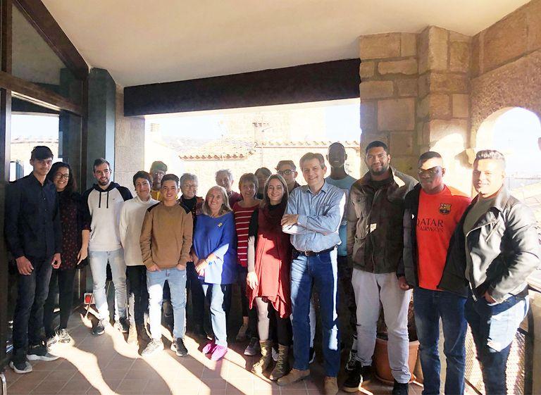 L'Ajuntament solsoní agraeix el voluntariat de les sis mentores de joves migrats sols de la ciutat