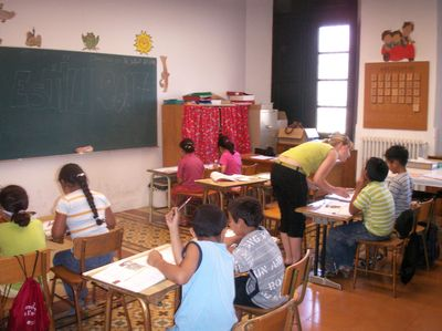 L'Ajuntament solsoní busca cobrir amb caràcter d'urgència un lloc de mestre de reforç escolar