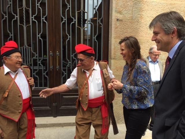 L'Ajuntament solsoní expressa el seu condol per la mort del trabucaire Ramon Vila