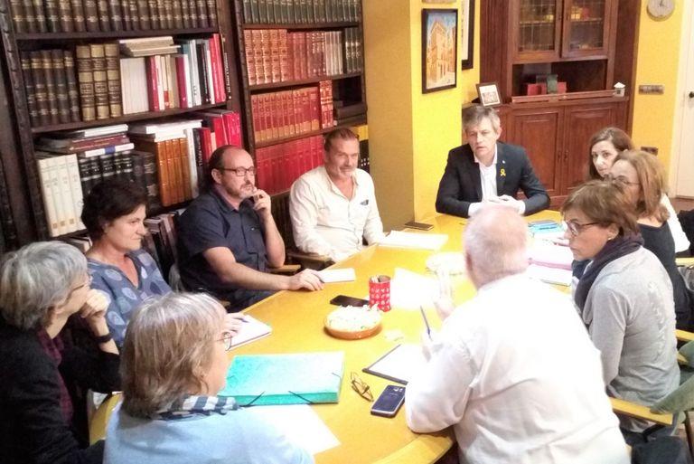 L'Ajuntament solsoní i la Generalitat aposten per un model d'atenció dels joves migrants sense referents familiars que en faciliti la integració al territori