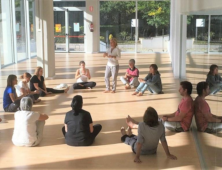 L'Ajuntament solsoní obre les inscripcions per a dues sessions de banys de bosc i un nou curs de taitxí
