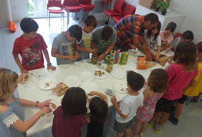 L'Ajuntament solsoní obre les inscripcions per a l'activitat extraescolar de cuina del proper curs