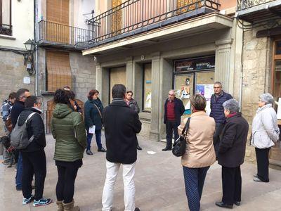 L'Ajuntament solsoní programa cinc noves visites de barri al nucli antic, al Tossal, la Creu Blanca, el Pont i la Cabana d'en Geli