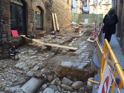 L'Ajuntament solsoní treu a concurs una plaça d'arqueòleg a temps parcial