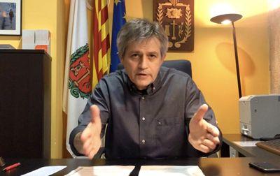 L'alcalde de Solsona anuncia noves mesures per evitar aglomeracions a la via pública