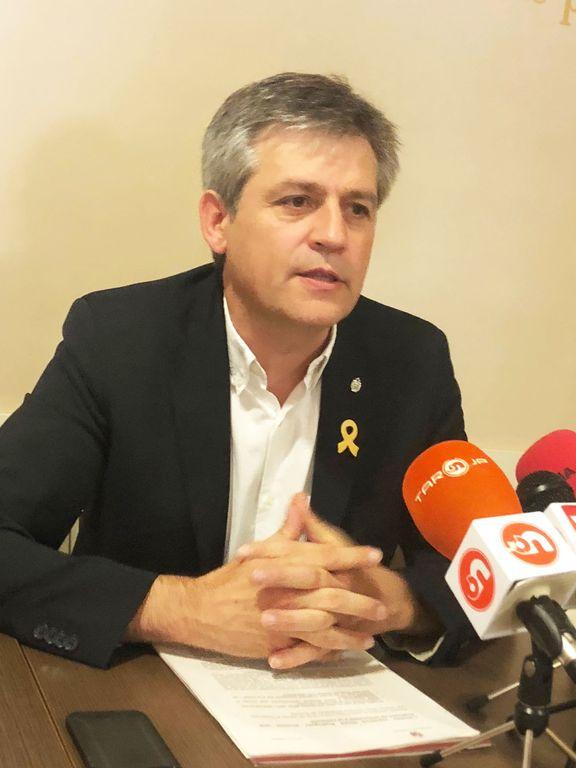 L'alcalde republicà David Rodríguez anuncia que finalment es presentarà a la reelecció