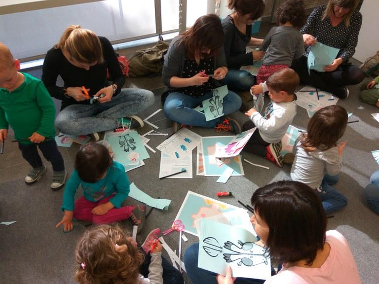 La Biblioteca de Solsona crea les Jornades del Llibre d'Artista per a professionals i famílies