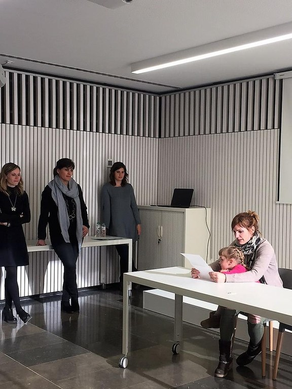 La biblioteca i la regidoria d'Educació de Solsona lliuren els premis dels concursos literaris