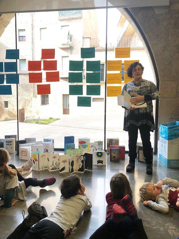 La biblioteca solsonina programa una setmana monogràfica sobre els contes